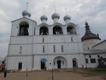 Ростов Великий, Кремль, Звонница