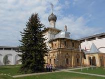 Ростов Великий, Кремль, церковь Одигитрии