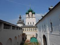 Ростов Великий, Кремль, церковь Григория Богослова