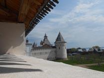 Ростов Великий, Кремль, стена