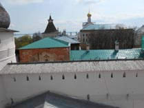Ростов Великий, Кремль, купол церкви Спаса на Сенях