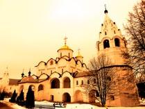 Суздальский Покровский монастырь, главный собор