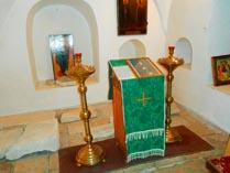 Суздальский Покровский монастырь, усыпальница, место обретения мощей Святой Софии Суздальской