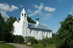 Суздальский Покровский монастырь, зачатьевская церковь