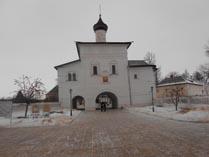 Спасо-Евфимиев мужской монастырь, Суздаль 02