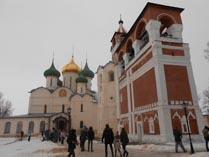 Спасо-Евфимиев мужской монастырь, колокольня, Суздаль 04