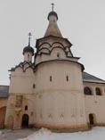 Спасо-Евфимиев мужской монастырь, Суздаль 06
