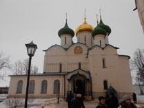 Спасо-Евфимиев мужской монастырь, Суздаль 07