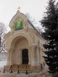 Спасо-Евфимиев мужской монастырь, мавзолей Пожарского Д.М., Суздаль 13