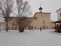 Спасо-Евфимиев мужской монастырь, тюремный корпус, Суздаль 14