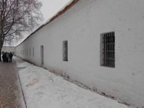 Спасо-Евфимиев мужской монастырь, тюремный двор, Суздаль 15