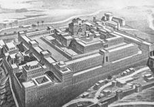 Иерусалим Храм Соломона реконструкция