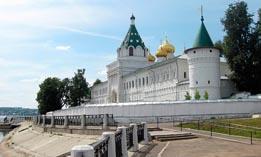 Костромской Ипатьевский монастырь