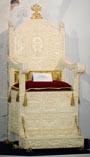 Костяной трон Ивана Грозного  в Александровской слободе