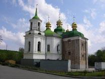 Киев Церковь Спас Берестово
