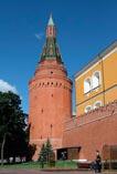 Башни Кремля Арсенальная угловая