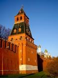 Башни Кремля Благовещенская