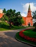 Башни Кремля Боровицкая