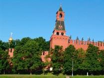 Башни Кремля Набатная