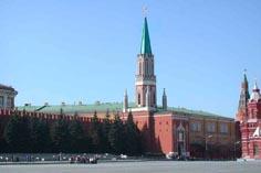 Башни Кремля Никольская