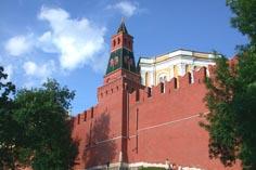 Башни Кремля Оружейная