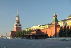Башни Кремля Сенатская