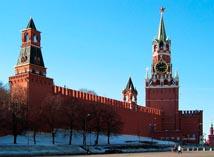 Башни Кремля Спасская