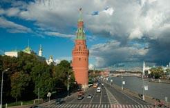 Башни Кремля Водовзводная