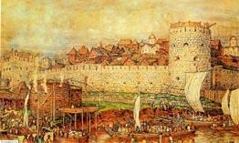 Белокаменная Москва 17 века 01