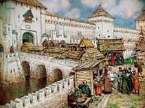 Белокаменная Москва 17 века 03
