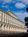 Московский Кремль Большой Кремлевский дворец внешний вид