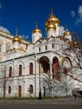 Московский Кремль Благовещенский Собор