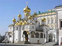 Московский Кремль Благовещенский Собор 02
