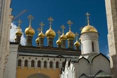 Московский Кремль Верхоспасский дворец