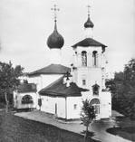 Московский Кремль Церковь Кнстантина и Елены (разрушена)