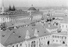 Московский Кремль Чудов монастырь 01