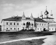 Московский Кремль Чудов монастырь 03