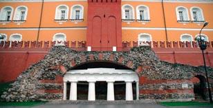 Московский Кремль Грот и кремлевской стены