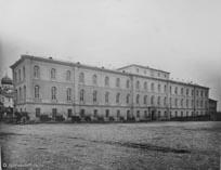 Московский Кремль Казармы
