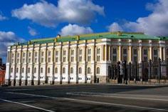Московский Кремль Оружейная палата