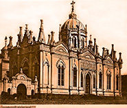 Московский Кремль Вознесенский монастырь