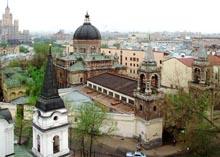 Москва Иваньевский монастырь
