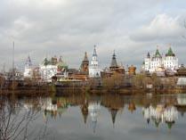 Москва Дворец в Измайлово