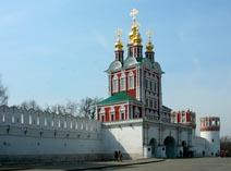 Москва Новодевичий монастырь 01