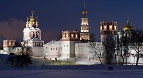 Москва Новодевичий монастырь 02