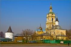 Москва Новоспасский монастырь