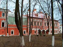 Москва Юсуповский дворец