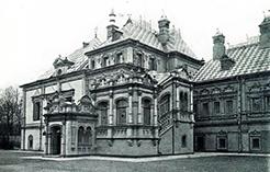 Москва Юсуповский дворец (бывш. Сокольничий дворец Ивана Грозного, 1555)