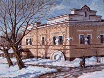 Екатеренбург Дом Ипатьева 01