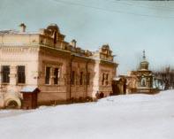 Екатеренбург Дом Ипатьева 05